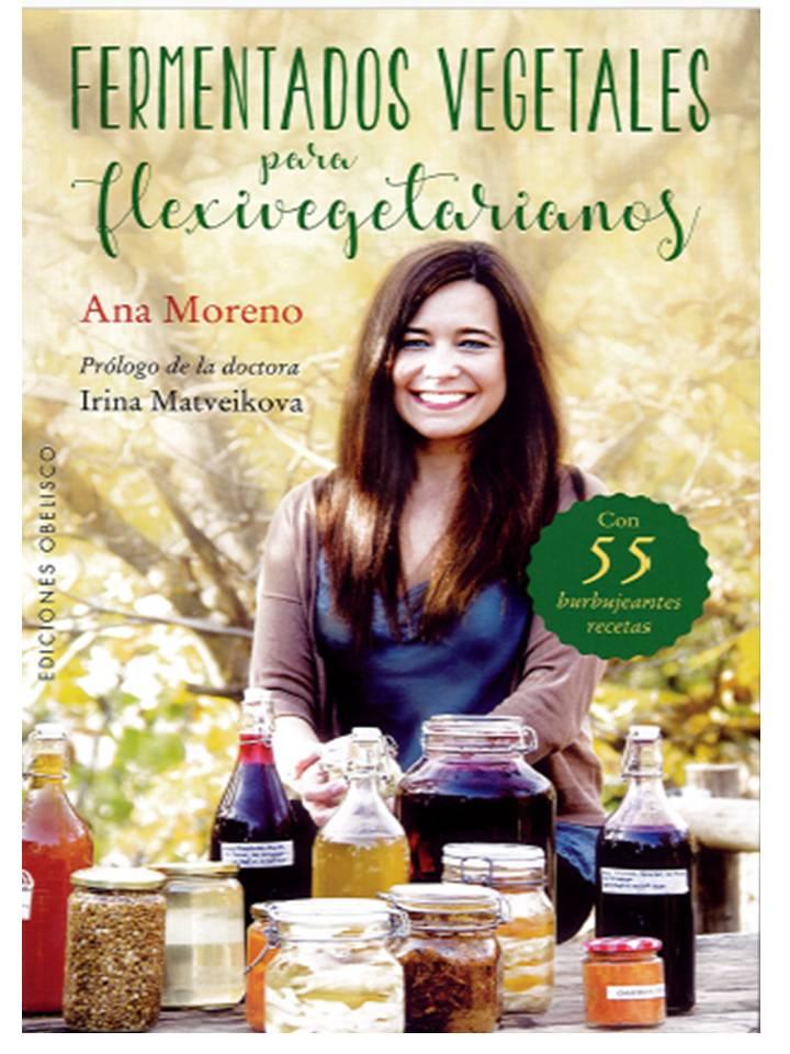 Libro Ana Moreno
